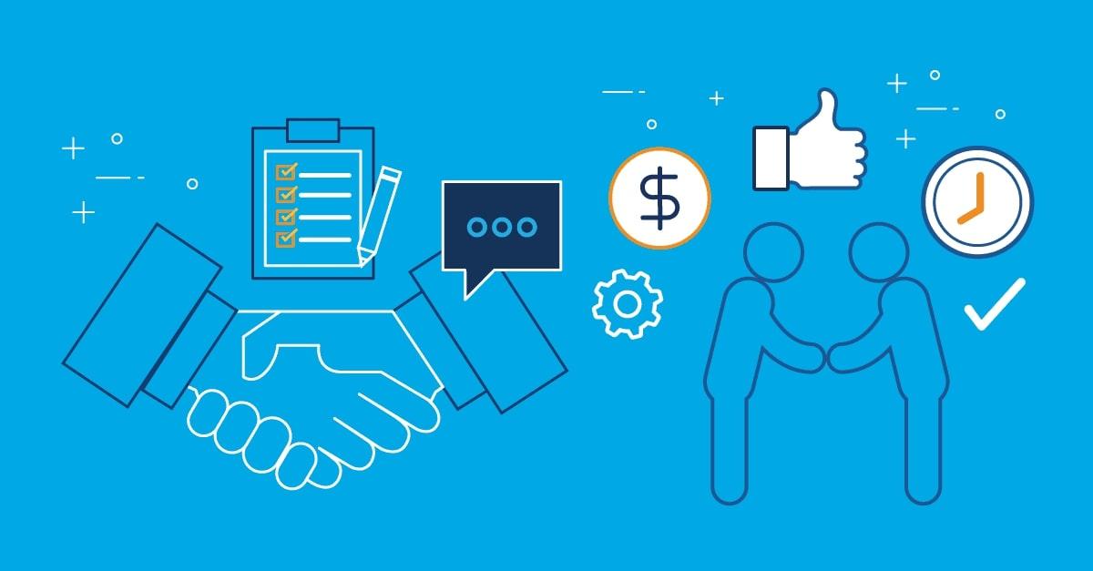Types of partnership marketing