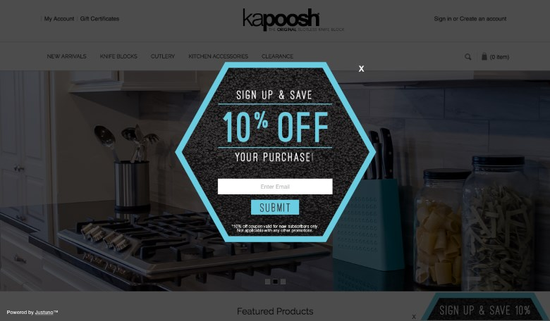What coupons work in eCommerce