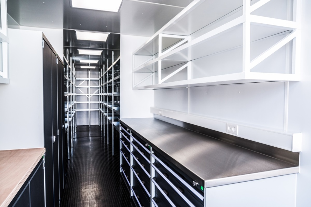 Step 3: Identify Storage Space for Wholesale Distribution