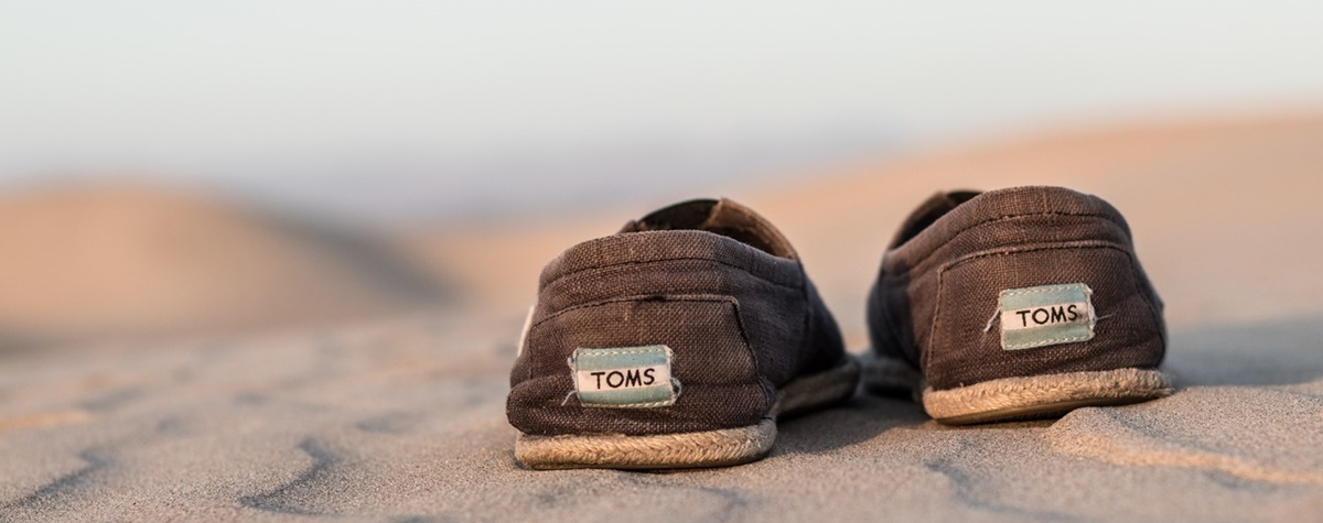 Toms Shoes: How the Right Marketing Strategy Creates a Half-Billion-Dollar Brand