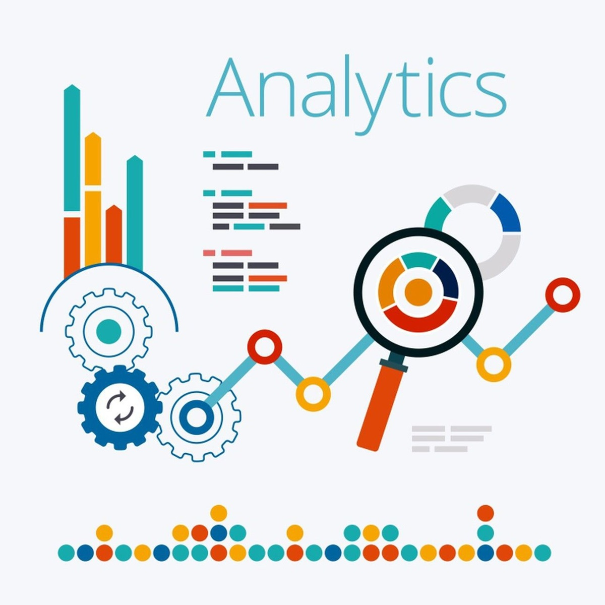 Keep an eye on analytics