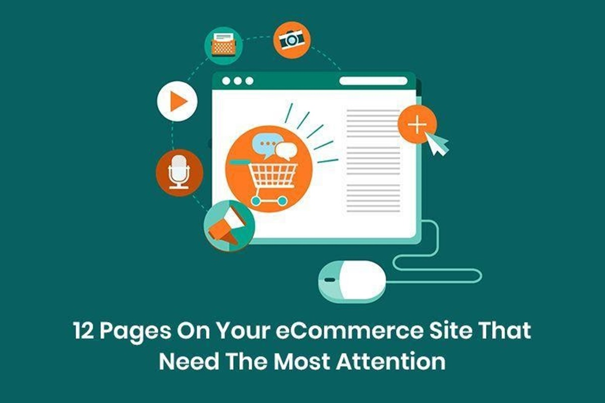 12 Pages On Your eCommerce Site That Need The Most Attention