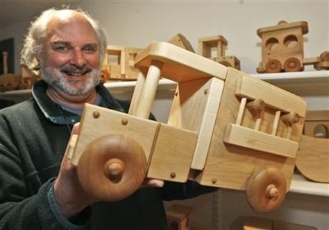 Vermont Wooden Toys