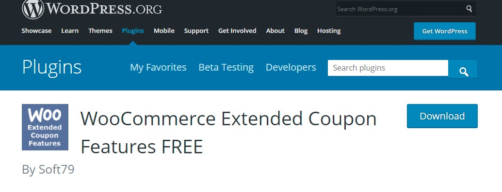 Extended coupon features