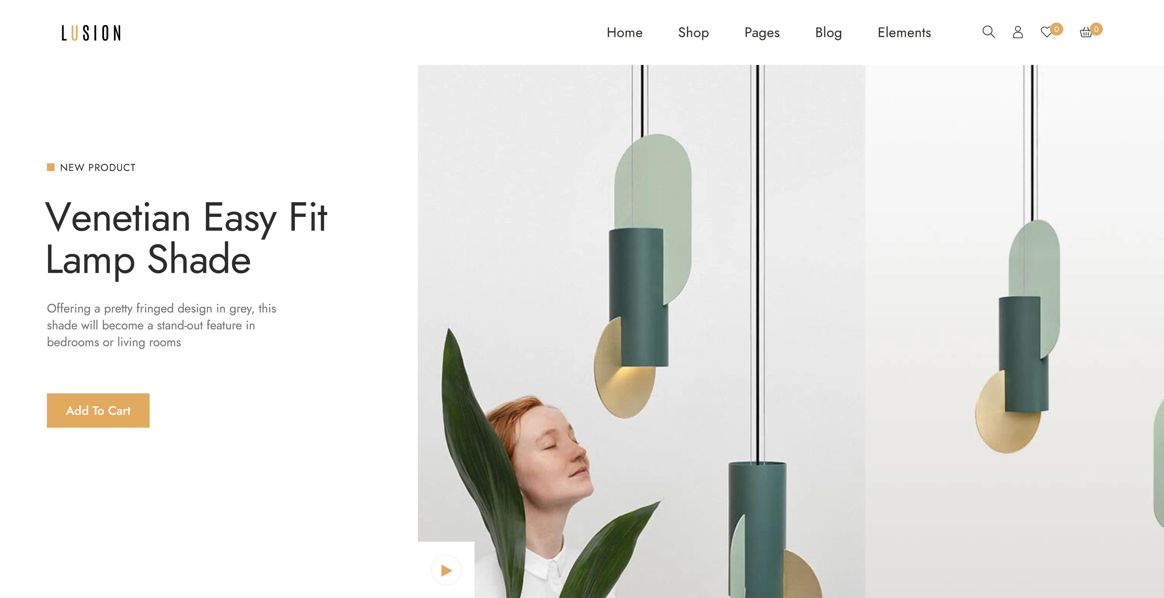 Shopify Home Decor Themes