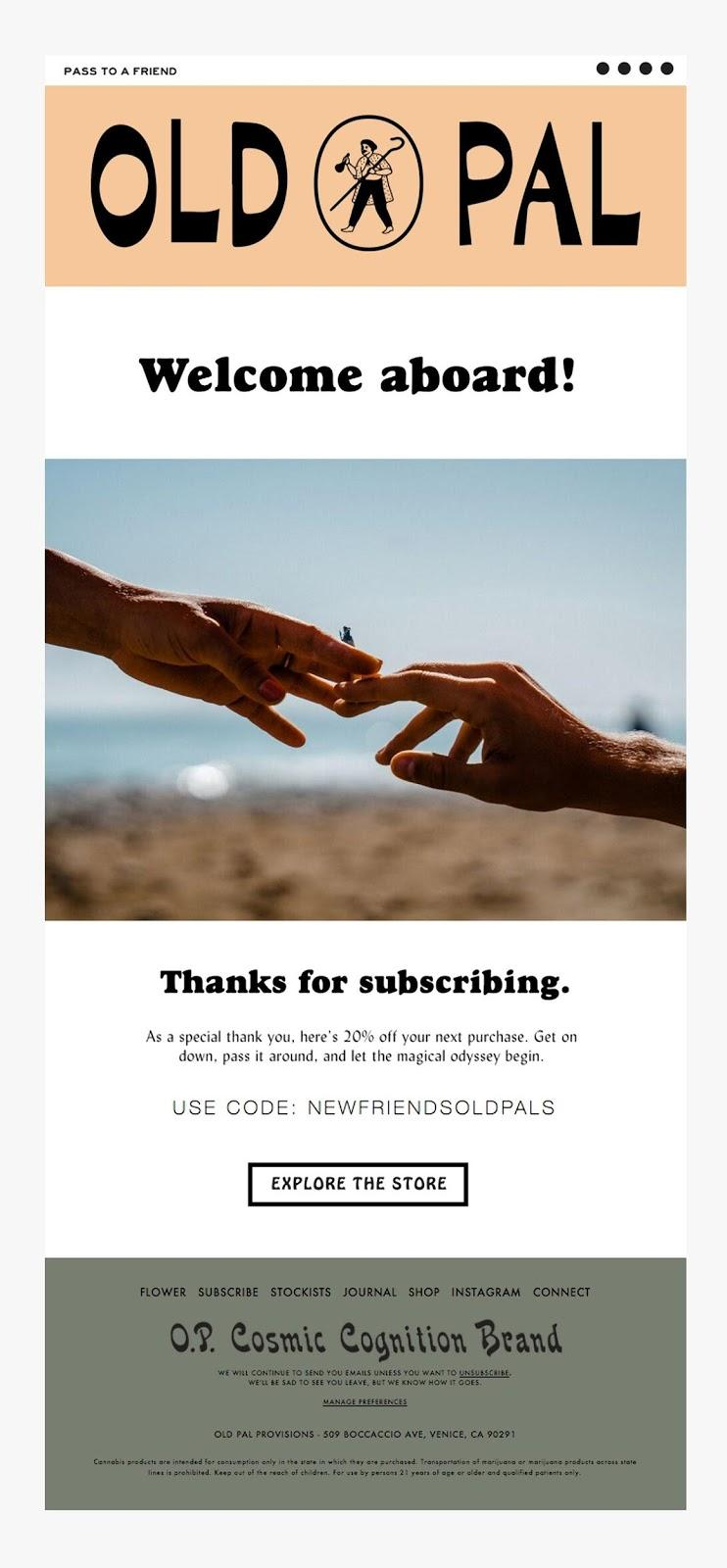 DO set triggers for automated marketing emails