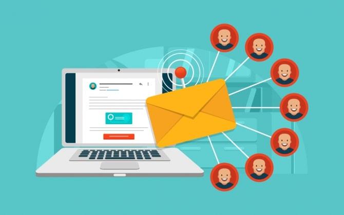 Leverage email marketing