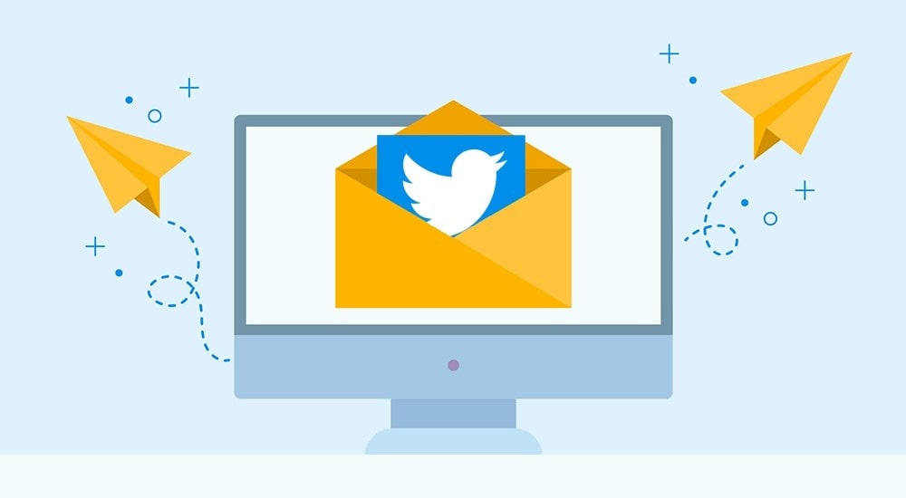 Can you combine social media and email marketing?