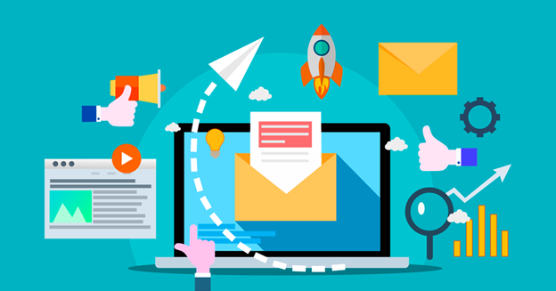 Incorporate email marketing to ensure your marketing goals