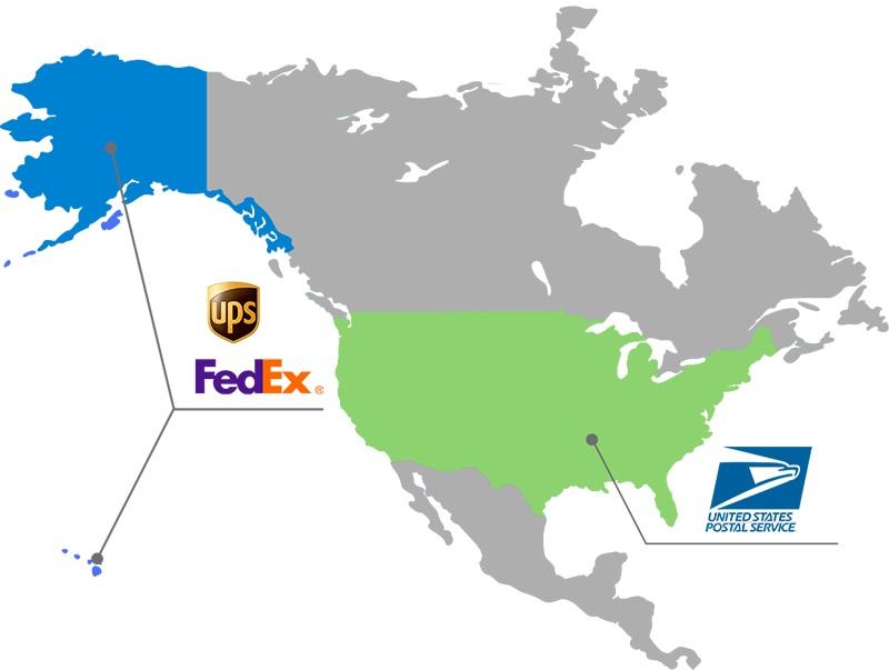 BigCommerce Shipping Zones