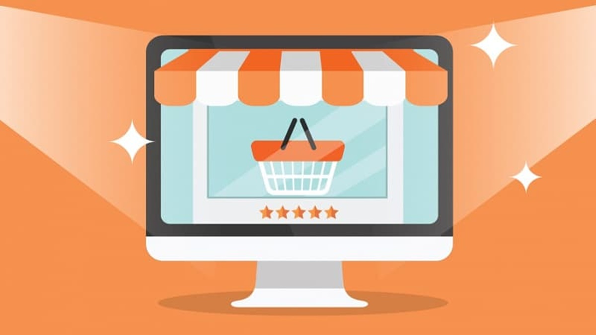 What is an online selling platform?