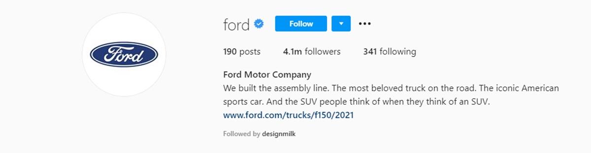 Cool Instagram bio ideas