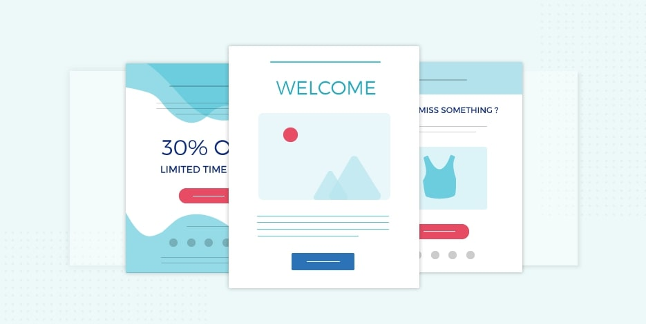 What is email design?