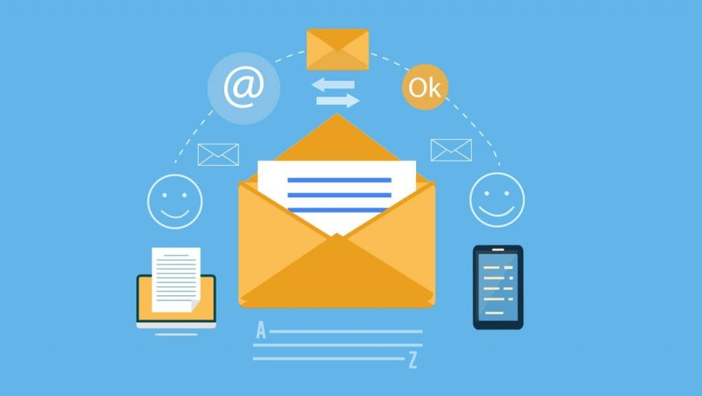 Use email marketing