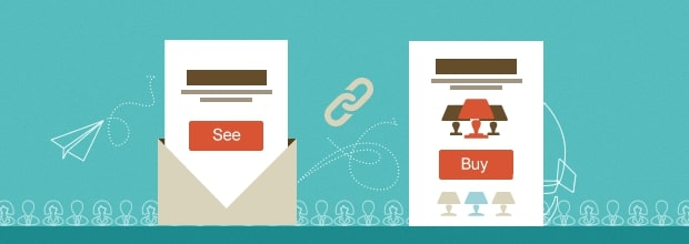 How email marketing campaigns and landing pages work together