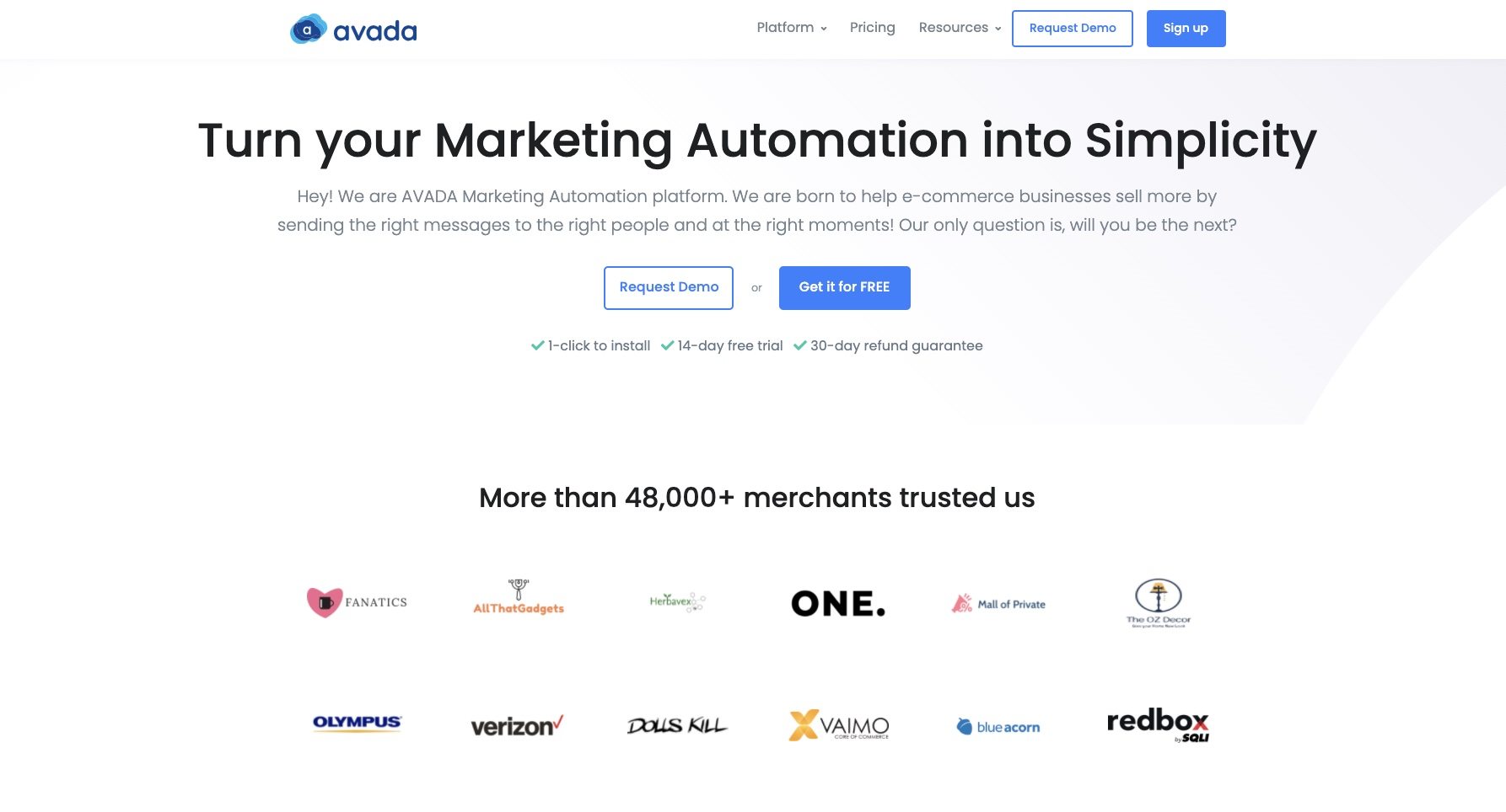 Use AVADA Marketing Automation To Engage Your Email Subscribers