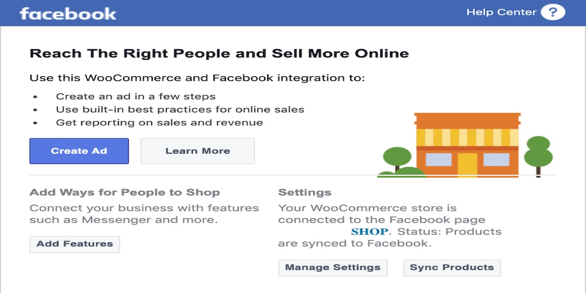 Facebook shop integration common issues