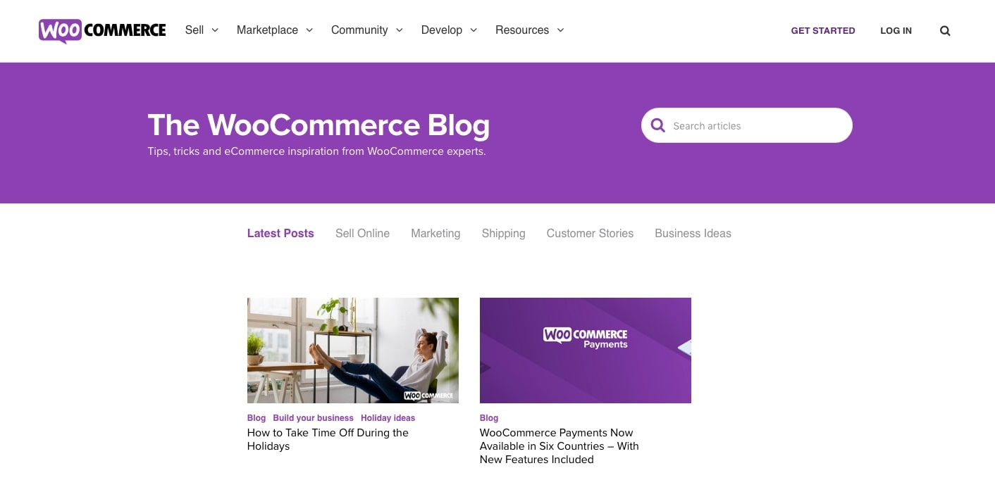 Official WooCommerce support