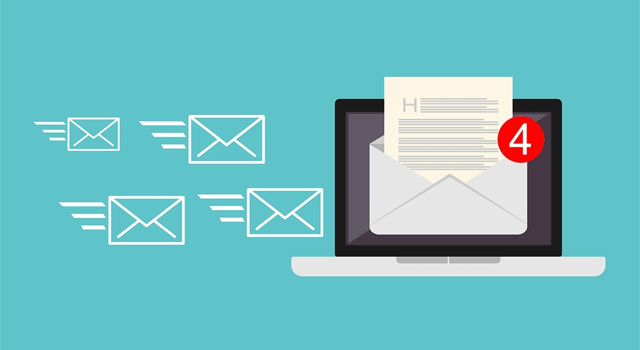 Think about how your emails are viewed in email clients