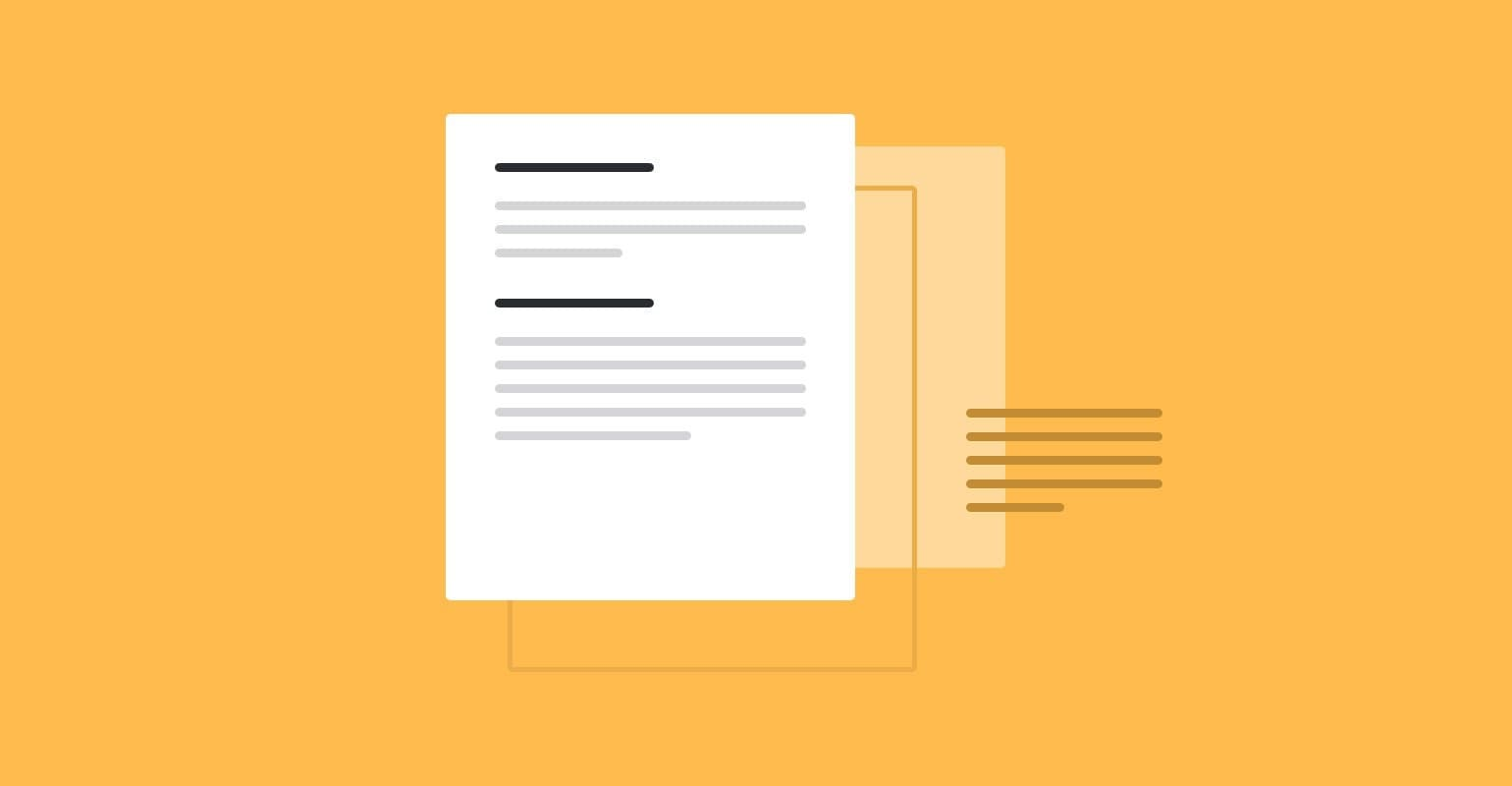 Create valuable content for your newsletters