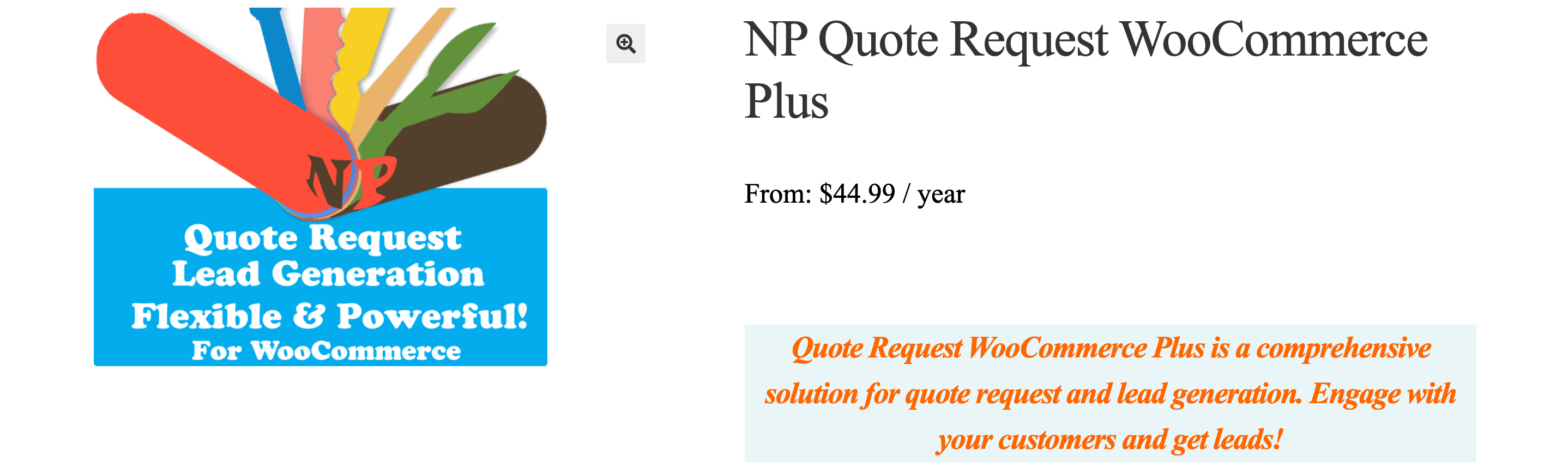 NP Quote Request WooCommerce Plus