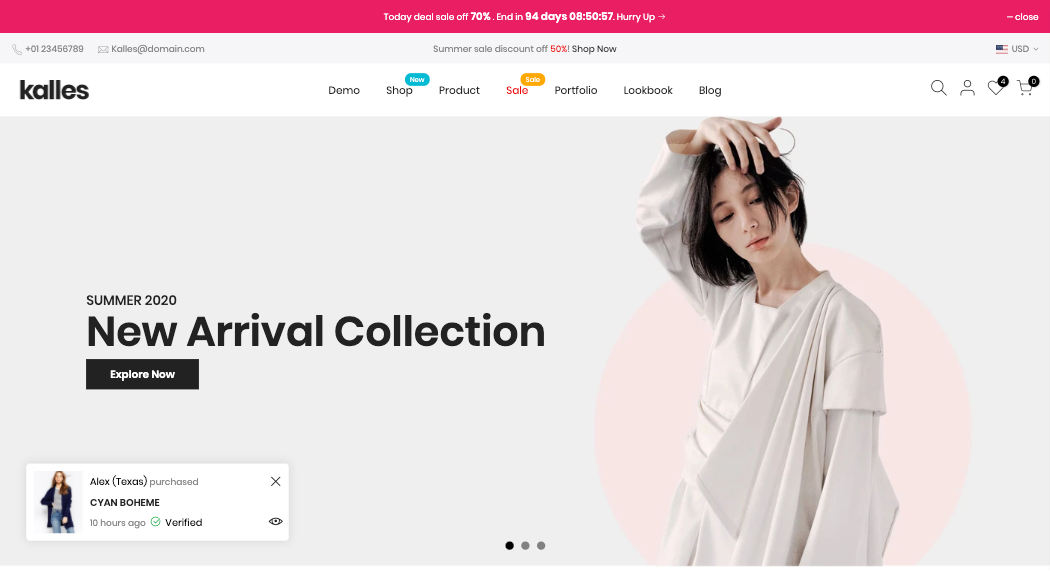 Shopify Furniture Themes