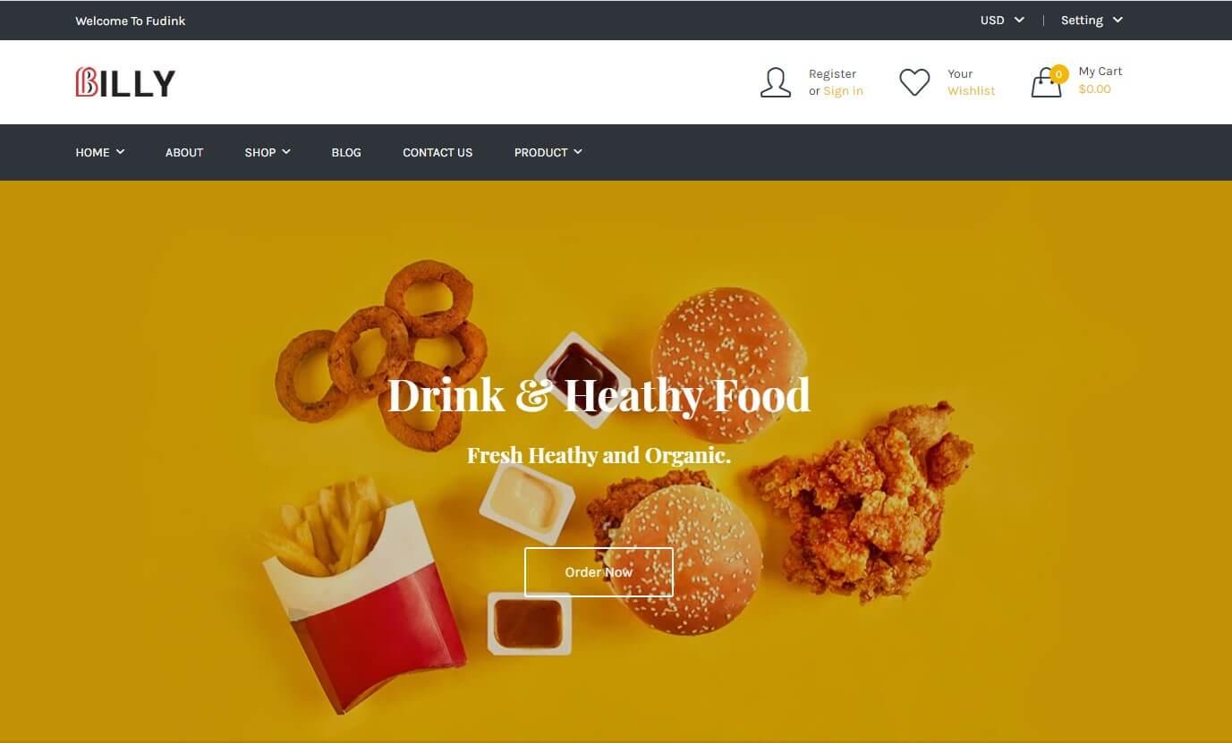 Shopify Bakery Themes